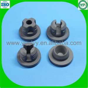 ISO and USP Standard Butyl Rubber Stopper pictures & photos