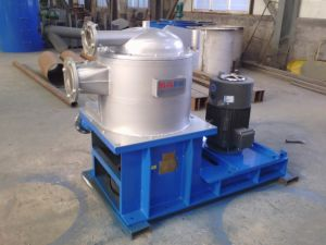 up-Flow Pressure Screen