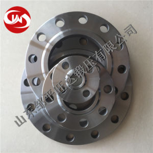 ASME, JIS, DIN, GOST Steel Pipe Flanges (WN, SO, TH, LJ, SW, Blind) pictures & photos