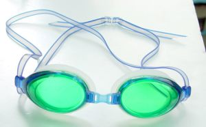 Swimming Goggles for Adults/Kids with Comfortable Silicone Straps