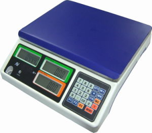 Digital Price Computing Table Scale of 30kg (LPJ) pictures & photos