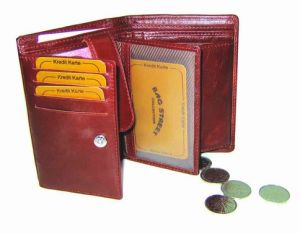 Men′s Classic Genuine Leather Wallet/Purse/Bag pictures & photos