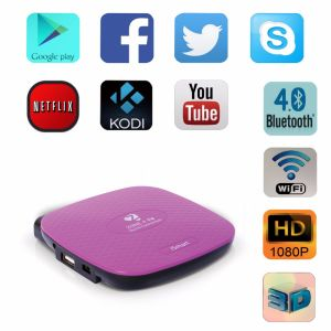 Quad Core Android TV Box with Bluetooth pictures & photos