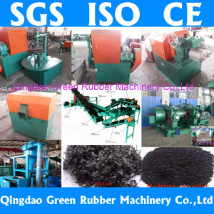 Tyre/Tire Recycling and Recycling Plant Equipment