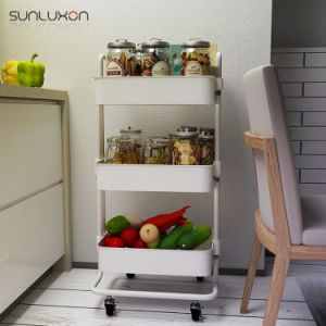 Shelf Kitchen Organizer Storage Baskets