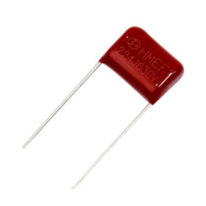 Box Type SMD Capacitor Metallized Polyester Film Capacitor