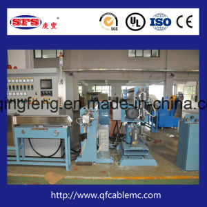 70+35 Power Wire Extrusion Line Extruder Machine Extrusion Equipment pictures & photos