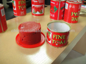 Canned Style Tomato Paste 28-30% in Brix pictures & photos