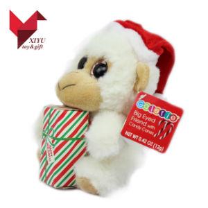 hotsale plush toy christmas animal monkey - Christmas Plush Toys