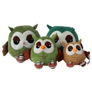 China Wholesale Stuffed Big Eyed Plush Toys Owl For Baby China