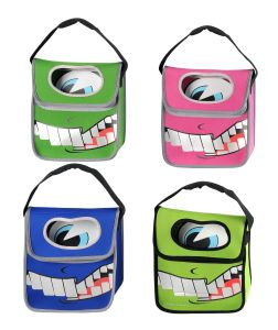 Beautiful Rainbow Colorful Lunch Bag for Office Lady or Shool pictures & photos