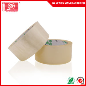 36 Rolls Per Carton Tan BOPP Adhesive Packaging Tape pictures & photos