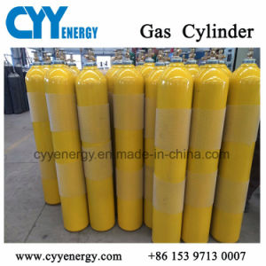 DOT/ISO Seamless Steel Gas Cylinder 40L /47L/50L Oxygen Cylinder pictures & photos
