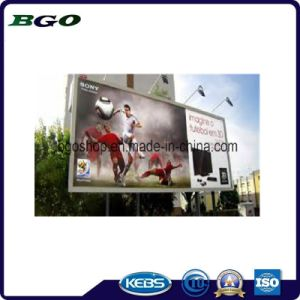 PVC Frontlit Flex Banner Advertising Material Billboard (300dx500d 18X12 400g) pictures & photos