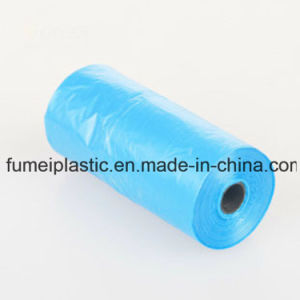 China Supplier Custom Printed Plastic Garbage Bags