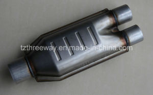 Magnaflow Oval Type High-Flow Catalytic Converter -- Single/Dual pictures & photos