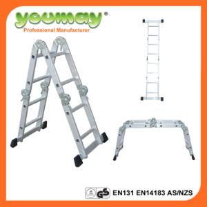 Aldi Aluminum Multi-Purpose En131 Ladder