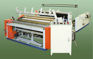 Toilet Paper Rewinding Machine pictures & photos