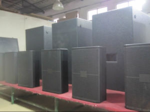 "High Power Dual 15"" 2-Way Professional Speaker (SRX-725) pictures & photos"