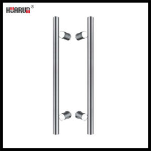 Simple modern Glass Door Pulling Shower Door Handle SS 304 door handles(HR-224) pictures & photos