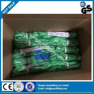 Double Sleeve Heavy Duty Round Soft Lifting Sling pictures & photos