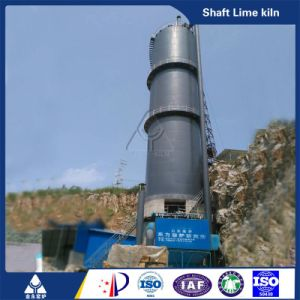 OEM Vertical Lime Kiln 200tpd pictures & photos