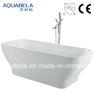Hot Style Acrylic Freestanding Hot Tub Soaking Bathtub (JL609) pictures & photos