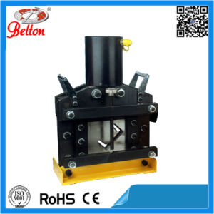 Hydraulic Angle Iron Cutting Machine with Cutting Range of 150*150*15mm
