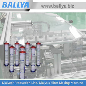Medical Device Dialysis Equipment Manufacturing Industry Hemodialyzer Production Line Ballya