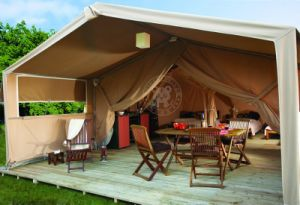 Luxury Family Resort Lodge Tent Canvas Tent House & China Luxury Family Resort Lodge Tent Canvas Tent House - China ...