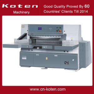 Paper Cutting Machine Model Qzyx-D Series pictures & photos