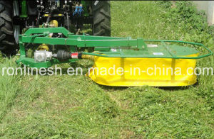 10HP to 35HP (8kw to 29kw) Tractors Pto Rotary Drum Mower, 100cm/140cm Working Width CE pictures & photos