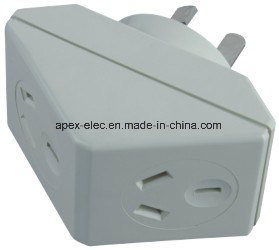 3 Pin Worlwide Plug Socket pictures & photos