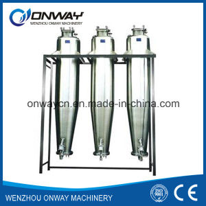 Tq High Efficient Factory Price Energy Saving Factory Price Solvent Herbal Extraction Machine Industry Percolator Pipe