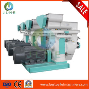 Ring Die Pellet Forming Machine Export to Singapore pictures & photos
