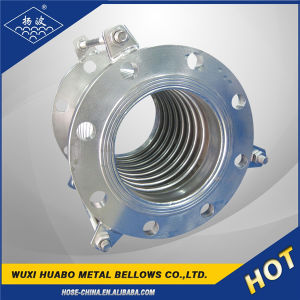 Yangbo Pipe Fitting Metal Bellows Expansion Joint pictures & photos