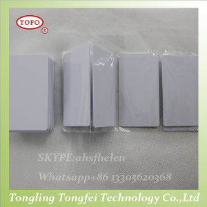 Inkjet PVC Business Card Factory in China pictures & photos