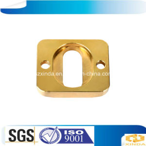 High Quality Brass CNC Lathe Machining Parts