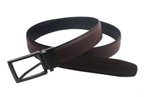New Fashion Men Split Leather Belt (KB-1501063)