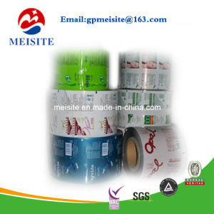 High Quality Liquid Packaging Film in Roll Stock