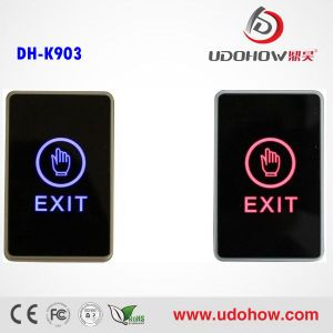 Hot Sale Access Control System Finger Touch Exit Door Switch