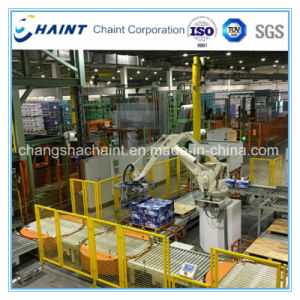 Automatic Robot Carton Palletizer pictures & photos