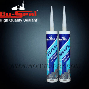 Sanitary Neutral 300ml Silicone Sealant in Kitchen and Bathroom