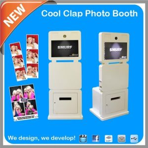 China Cool Clap Portable Photo Booth For Sale China Photo Booth