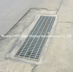 Hot Dipped Galvanized Pool Grating