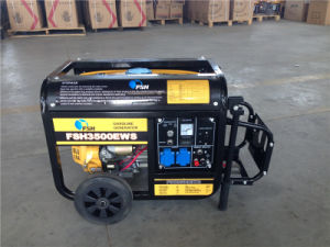 Portable Gasoline Generator 220V Fsh2500 pictures & photos