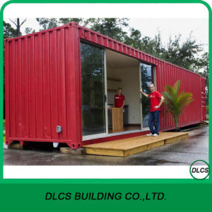 40ft Shipping Container >> 40ft Shipping Container Living Modern Container House
