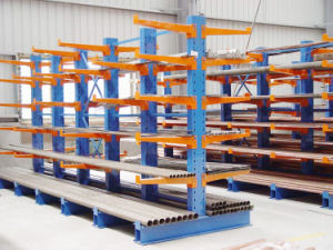 Double Arm Storage Heavy Duty Cantilever Racking pictures & photos