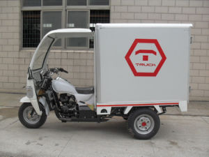 Big Cab Box Tricycle China Tricycle for Sale in Philippines Malaysia pictures & photos