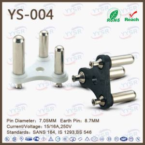 Yysr Brand Hot Sale South Africa Plug Insert pictures & photos